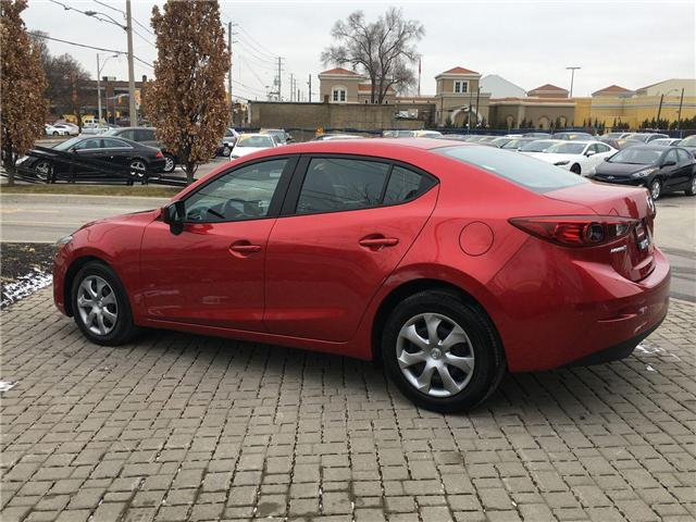 2018 Mazda Mazda3 GX (Stk: 28253A) in East York - Image 7 of 30