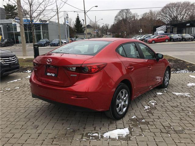 2018 Mazda Mazda3 GX (Stk: 28253A) in East York - Image 10 of 30