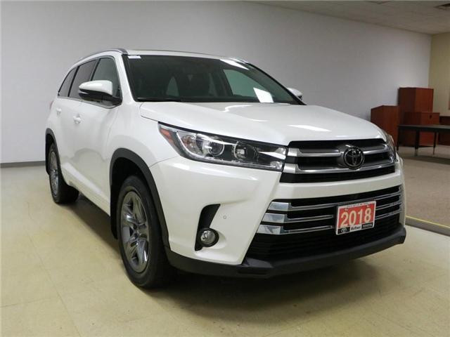 2018 Toyota Highlander  (Stk: 186485) in Kitchener - Image 4 of 30