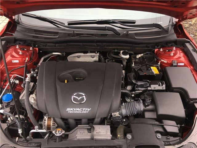 2018 Mazda Mazda3 GX (Stk: 28253A) in East York - Image 16 of 30