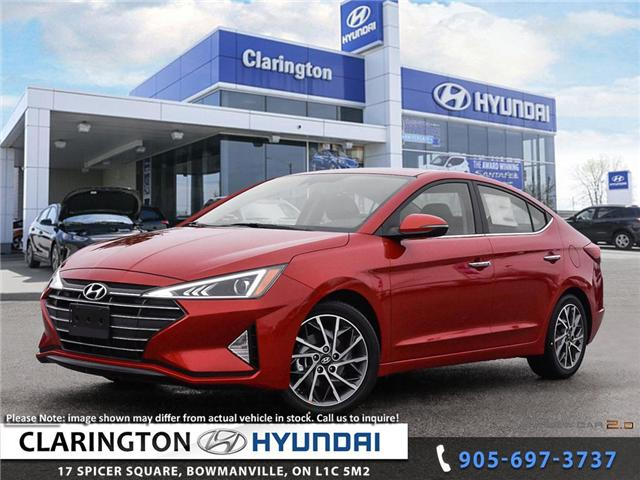 2019 Hyundai Elantra Luxury (Stk: 18906) in Clarington - Image 1 of 24