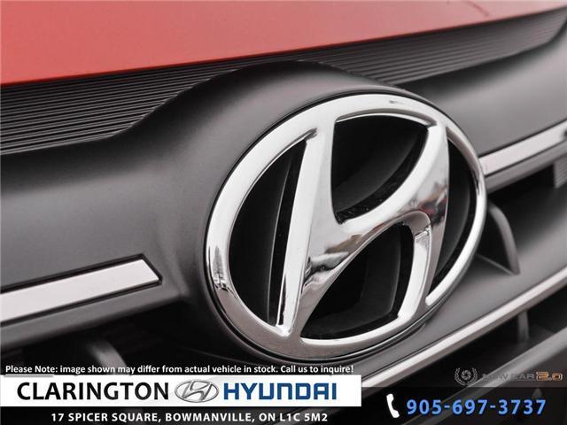 2019 Hyundai Elantra Luxury (Stk: 18906) in Clarington - Image 9 of 24
