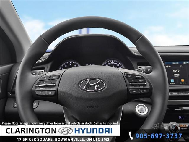 2019 Hyundai Elantra Luxury (Stk: 18906) in Clarington - Image 14 of 24