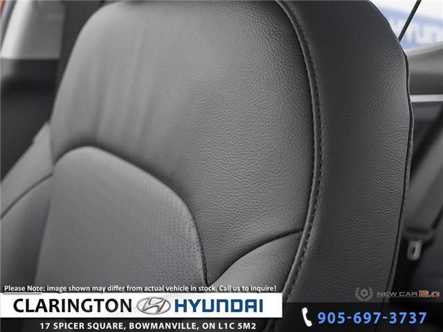 2019 Hyundai Elantra Luxury (Stk: 18906) in Clarington - Image 21 of 24