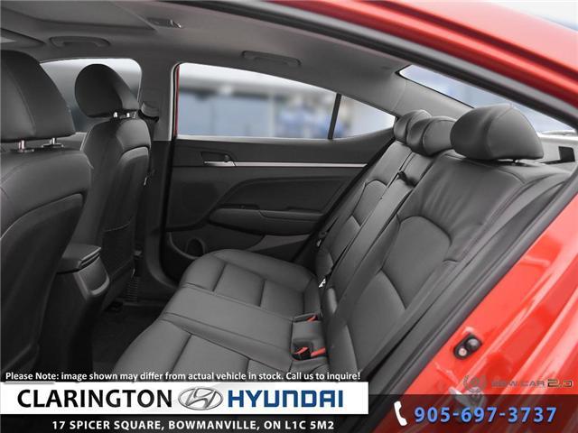 2019 Hyundai Elantra Luxury (Stk: 18906) in Clarington - Image 22 of 24