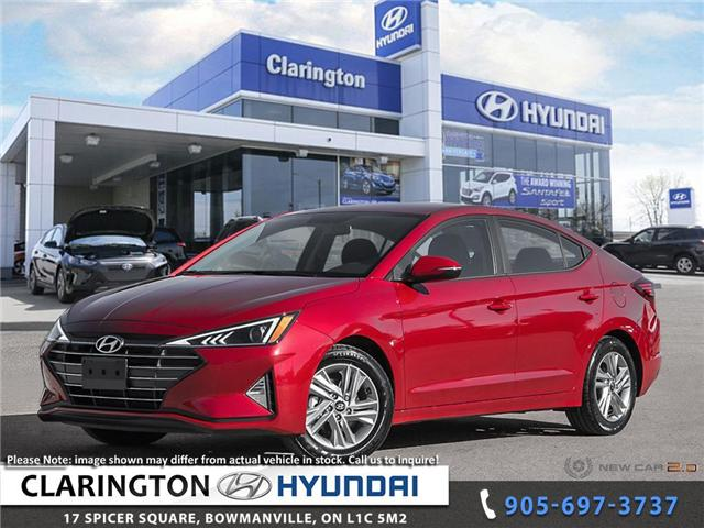 2019 Hyundai Elantra Preferred (Stk: 18902) in Clarington - Image 1 of 24