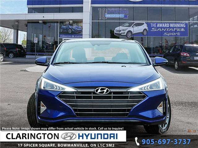 2019 Hyundai Elantra Luxury (Stk: 18907) in Clarington - Image 2 of 23