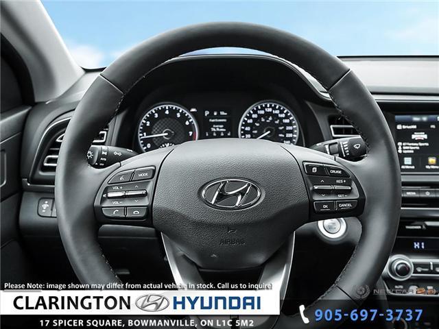 2019 Hyundai Elantra Luxury (Stk: 18907) in Clarington - Image 13 of 23