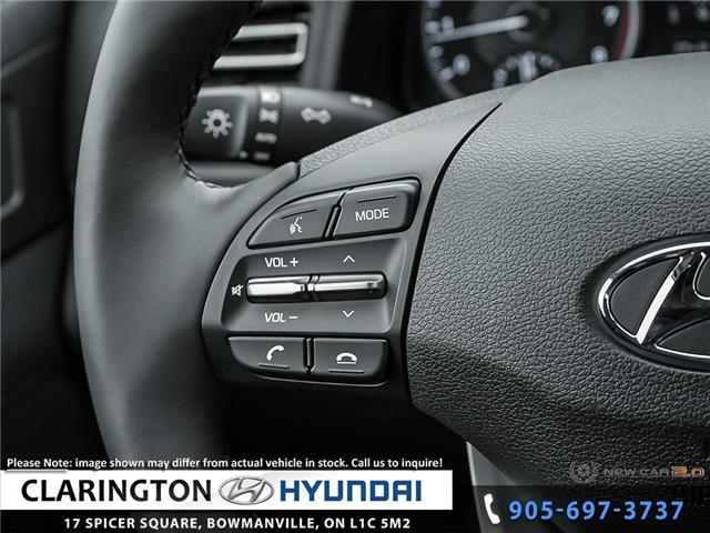 2019 Hyundai Elantra Luxury (Stk: 18907) in Clarington - Image 15 of 23