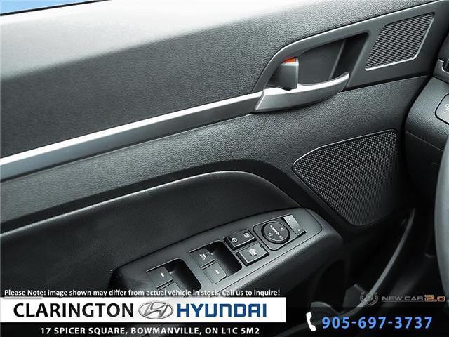 2019 Hyundai Elantra Luxury (Stk: 18907) in Clarington - Image 16 of 23