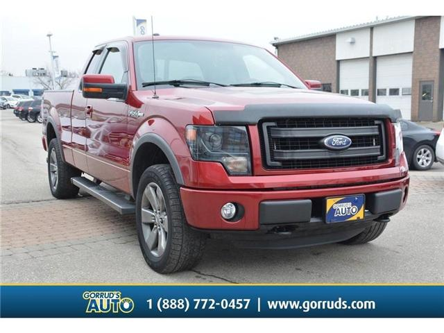 2014 Ford  (Stk: A63793) in Milton - Image 1 of 14