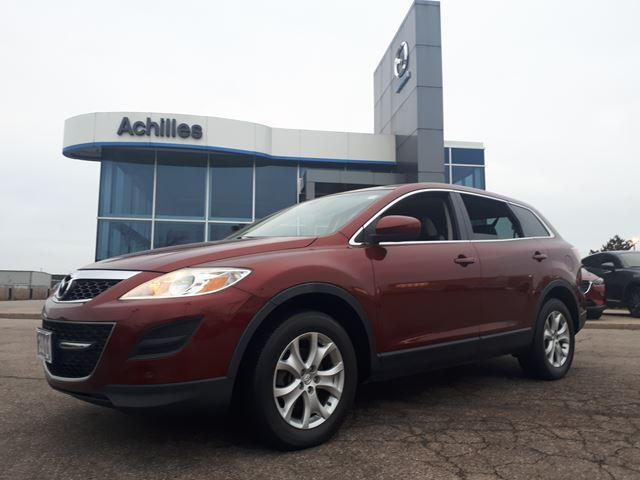 2011 Mazda CX-9 GS (Stk: K926A) in Milton - Image 1 of 13