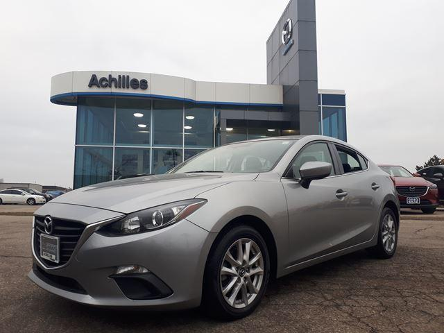 2015 Mazda Mazda3 GS (Stk: B6187A) in Milton - Image 1 of 11