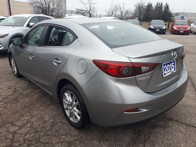 2015 Mazda Mazda3 GS (Stk: B6187A) in Milton - Image 2 of 11
