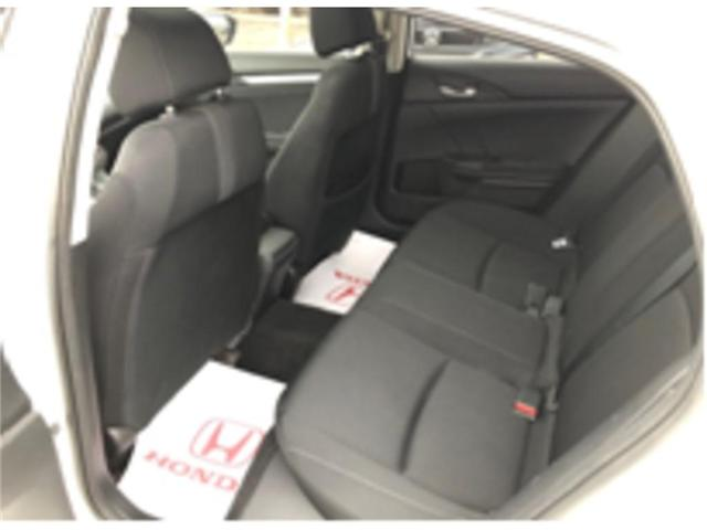 2016 Honda Civic EX (Stk: K1116A) in Georgetown - Image 7 of 10