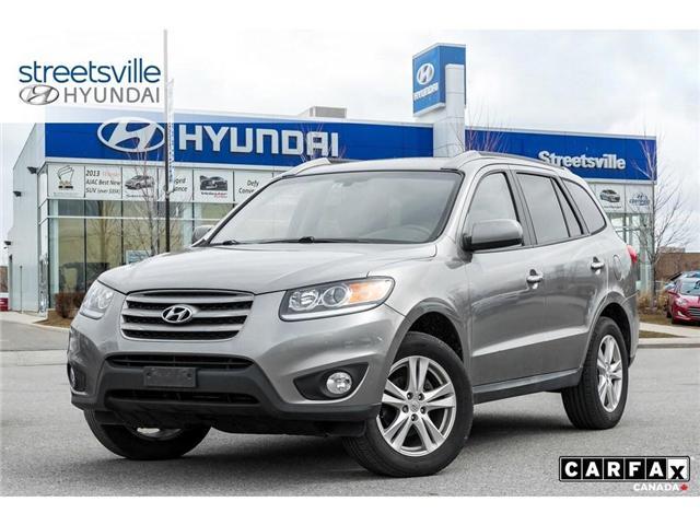 2012 Hyundai Santa Fe  (Stk: P0608) in Mississauga - Image 1 of 21