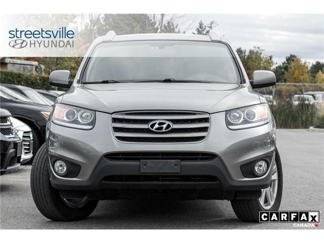2012 Hyundai Santa Fe  (Stk: P0608) in Mississauga - Image 2 of 21