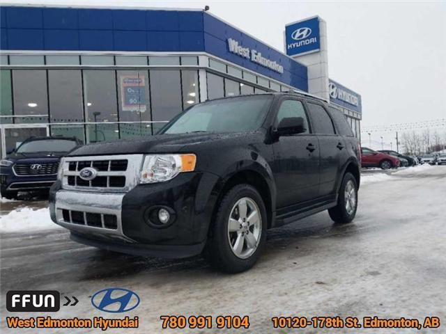 2012 Ford Escape Limited (Stk: 98037A) in Edmonton - Image 1 of 23