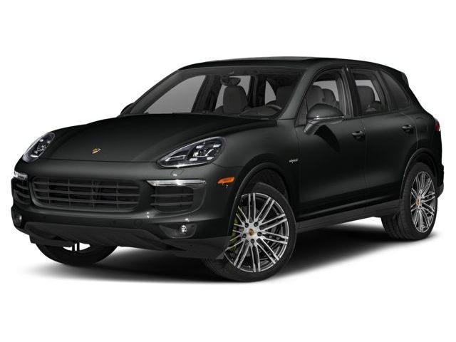 2018 Porsche Cayenne S e-Hybrid Platinum Edition (Stk: P12266) in Vaughan - Image 1 of 1