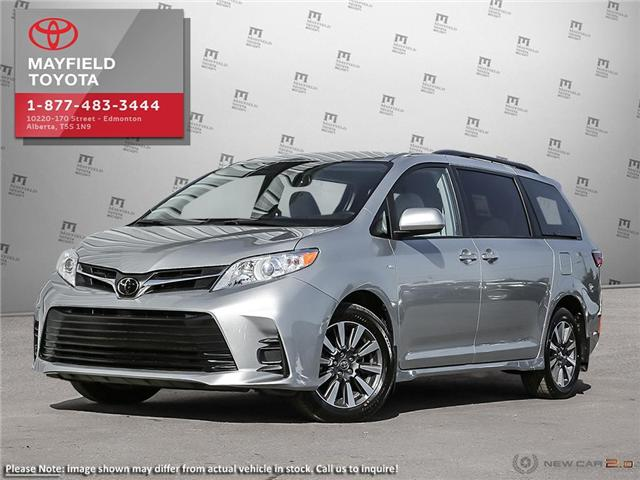 2019 Toyota Sienna LE 8-Passenger (Stk: 190510) in Edmonton - Image 1 of 24