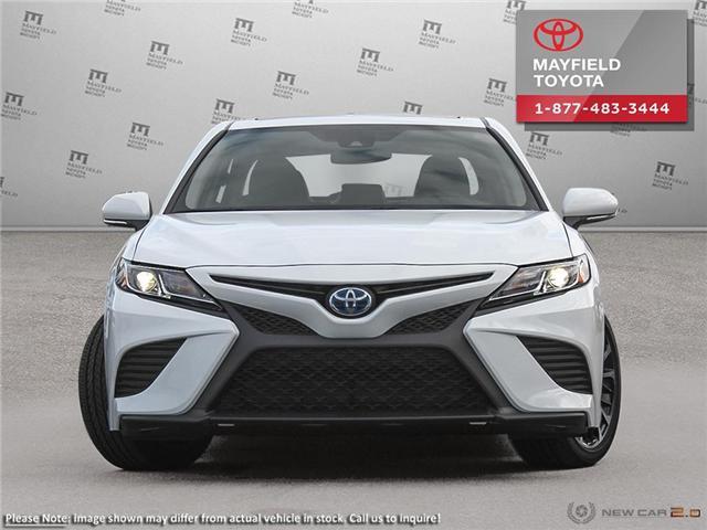 2019 Toyota Camry Hybrid SE (Stk: 190520) in Edmonton - Image 2 of 24