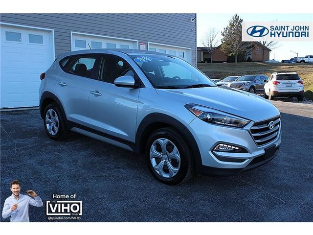 2018 Hyundai Tucson  (Stk: U1996) in Saint John - Image 1 of 20