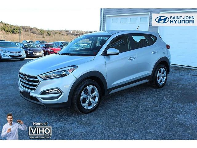 2018 Hyundai Tucson  (Stk: U1996) in Saint John - Image 2 of 20