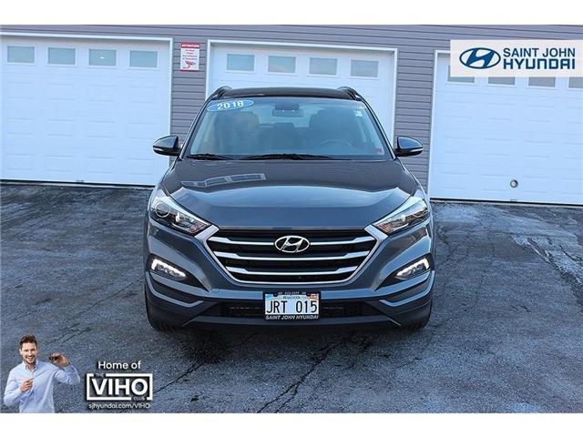2018 Hyundai Tucson  (Stk: U1989) in Saint John - Image 2 of 23