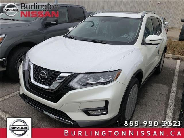 2018 Nissan Rogue SL (Stk: X2132) in Burlington - Image 1 of 1