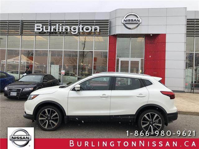2018 Nissan Qashqai SL (Stk: X8000) in Burlington - Image 1 of 19