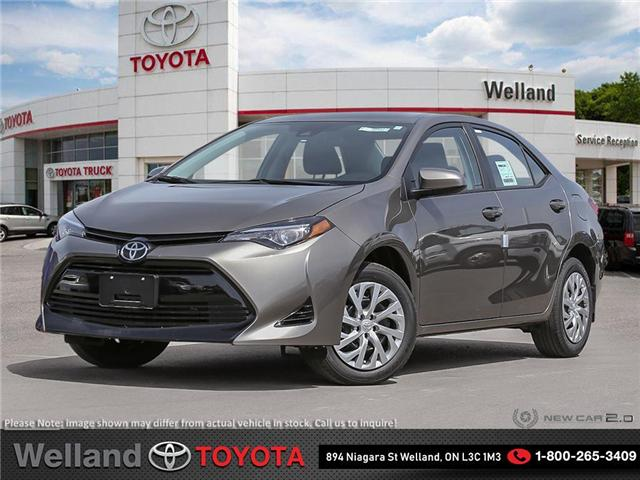 2019 Toyota Corolla LE (Stk: COR6276) in Welland - Image 1 of 24