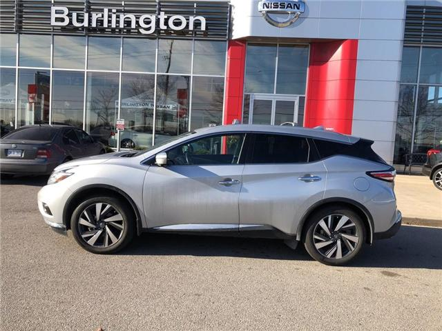 2016 Nissan Murano Platinum (Stk: X4432A) in Burlington - Image 2 of 22