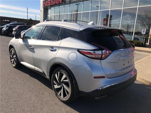 2016 Nissan Murano Platinum (Stk: X4432A) in Burlington - Image 3 of 22