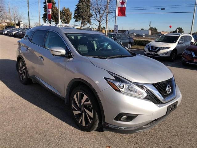 2016 Nissan Murano Platinum (Stk: X4432A) in Burlington - Image 7 of 22