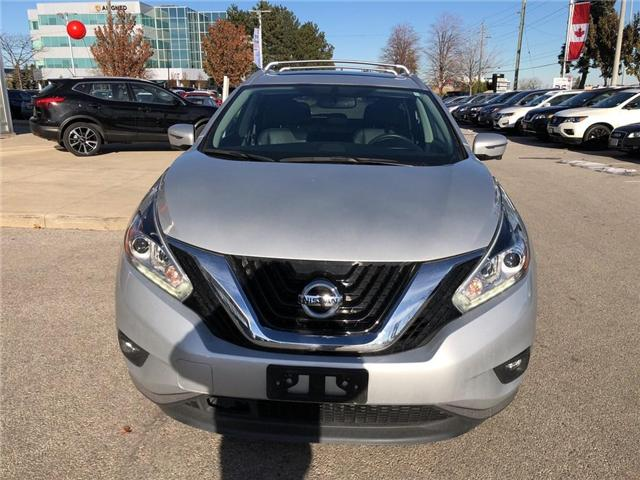 2016 Nissan Murano Platinum (Stk: X4432A) in Burlington - Image 8 of 22