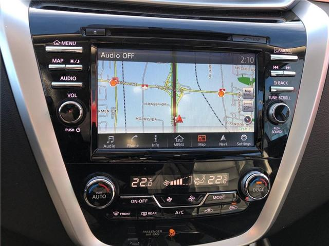 2016 Nissan Murano Platinum (Stk: X4432A) in Burlington - Image 20 of 22