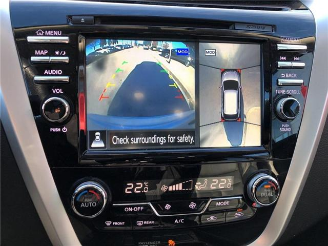 2016 Nissan Murano Platinum (Stk: X4432A) in Burlington - Image 21 of 22