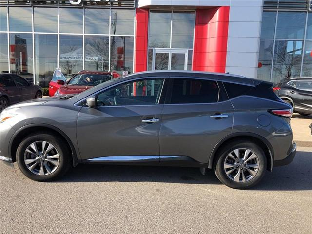 2016 Nissan Murano SL (Stk: A6612) in Burlington - Image 2 of 22