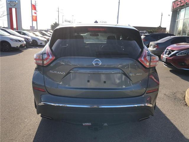 2016 Nissan Murano SL (Stk: A6612) in Burlington - Image 4 of 22