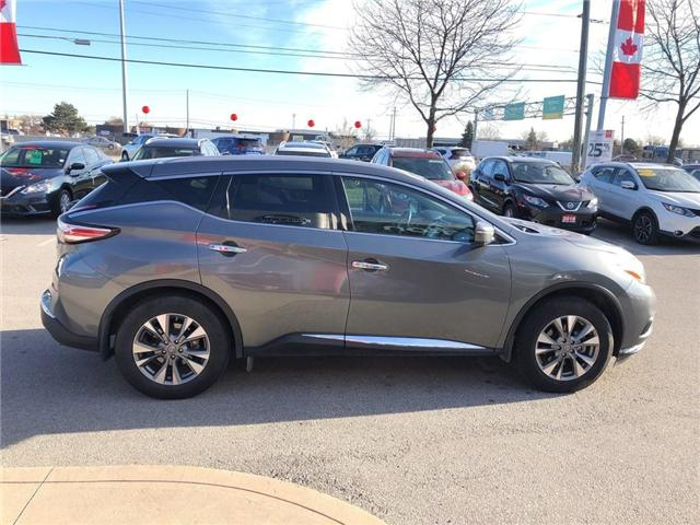 2016 Nissan Murano SL (Stk: A6612) in Burlington - Image 6 of 22