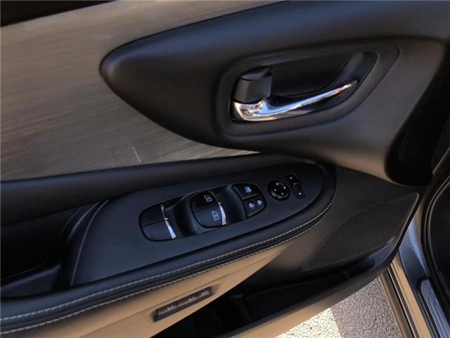 2016 Nissan Murano SL (Stk: A6612) in Burlington - Image 13 of 22
