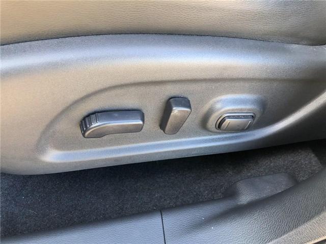 2016 Nissan Murano SL (Stk: A6612) in Burlington - Image 14 of 22