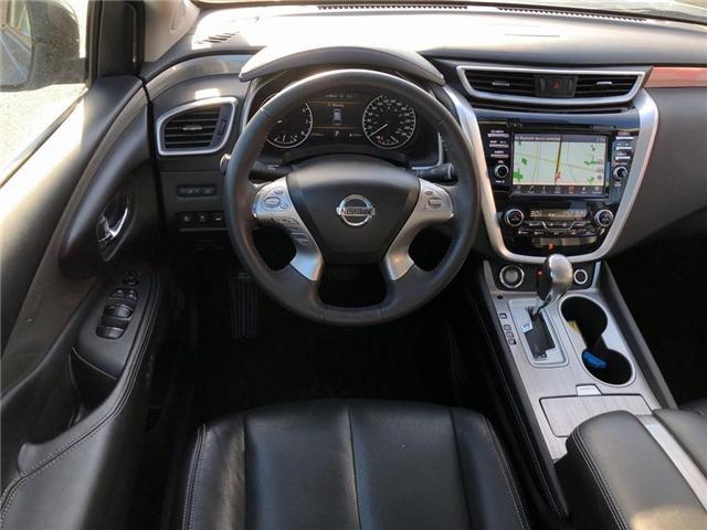 2016 Nissan Murano SL (Stk: A6612) in Burlington - Image 18 of 22