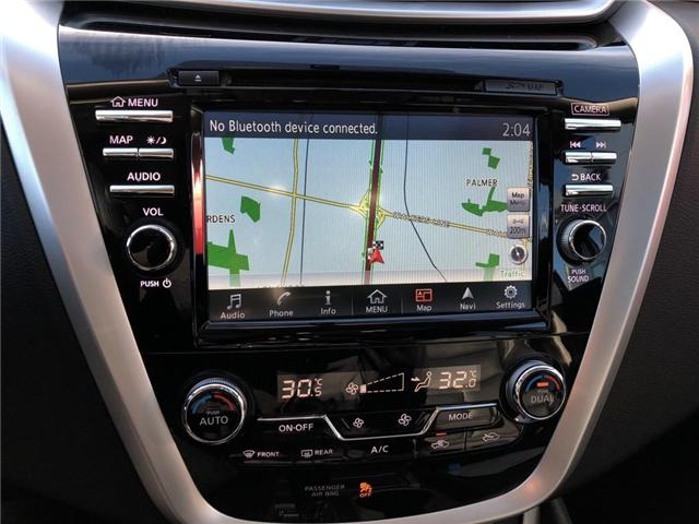 2016 Nissan Murano SL (Stk: A6612) in Burlington - Image 21 of 22