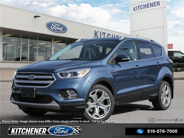 2018 Ford Escape Titanium (Stk: 8E0850) in Kitchener - Image 1 of 25