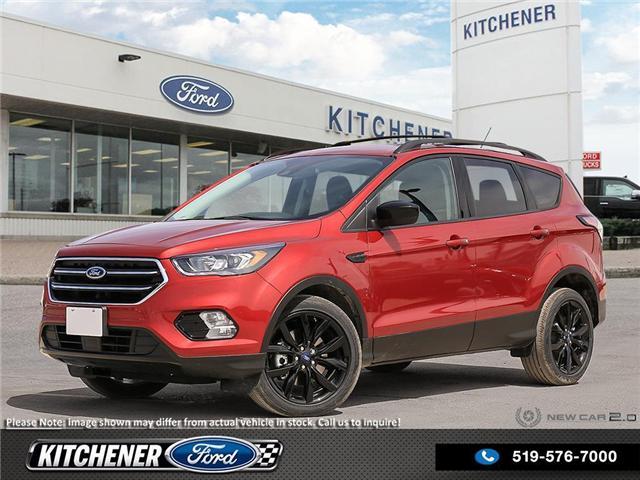 2018 Ford Escape SE (Stk: 8E7660) in Kitchener - Image 1 of 25