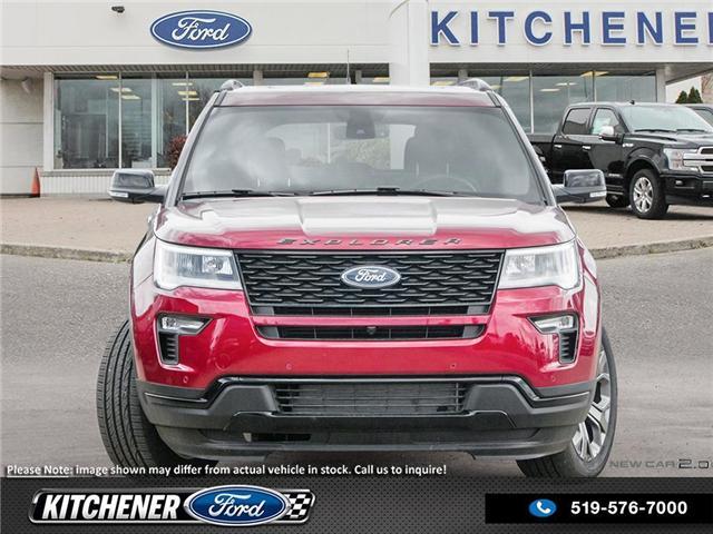 2018 Ford Explorer Sport (Stk: D89870) in Kitchener - Image 2 of 25