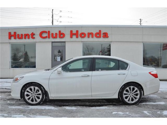 2015 Honda Accord Touring (Stk: 6971A) in Gloucester - Image 1 of 28