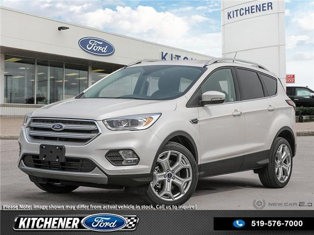 2018 Ford Escape Titanium (Stk: 8E10160) in Kitchener - Image 1 of 24