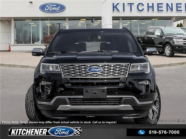 2018 Ford Explorer Platinum (Stk: 8P9040) in Kitchener - Image 2 of 23